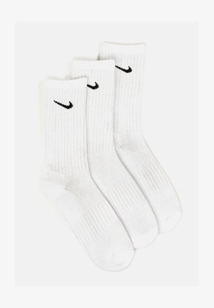 3PACK - Sports socks - white