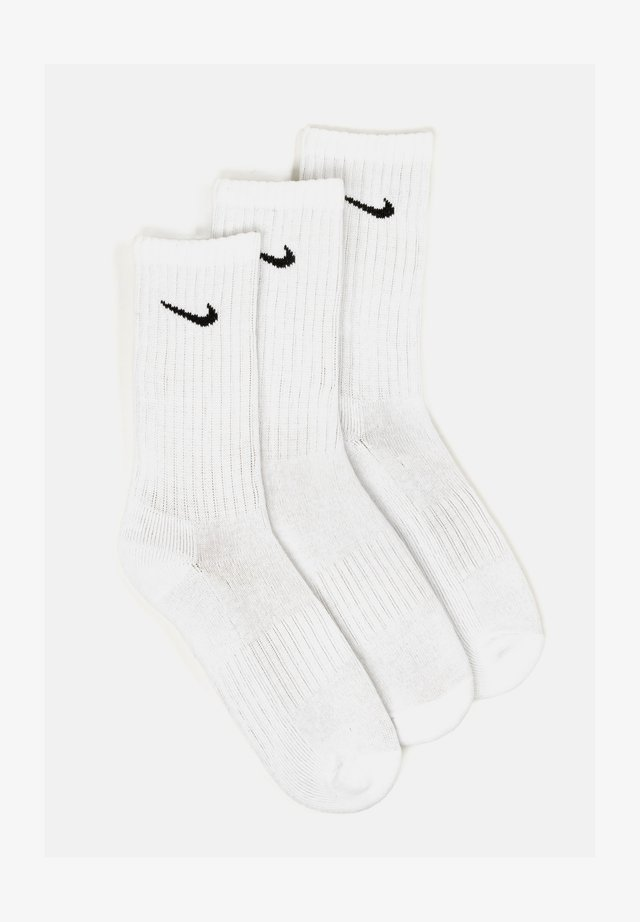 3PACK - Calze sportive - white