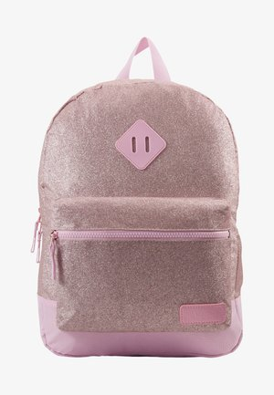 SHIMMER BACKPACK - Rucksack - pink