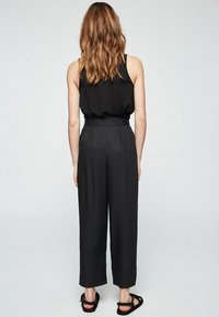 ARMEDANGELS - TIMEAA - Trousers - black - 2