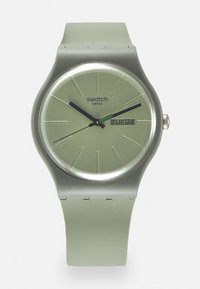 Swatch - WE IN THE NOW UNISEX - Watch - khaki - 0