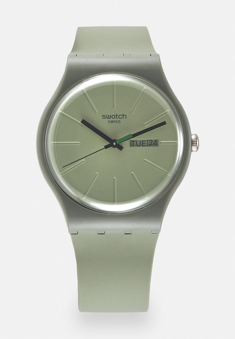 Swatch - WE IN THE NOW UNISEX - Watch - khaki