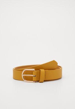 Pásek - yellow