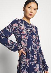 s.Oliver - KLEID - Shirt dress - eclipse - 4