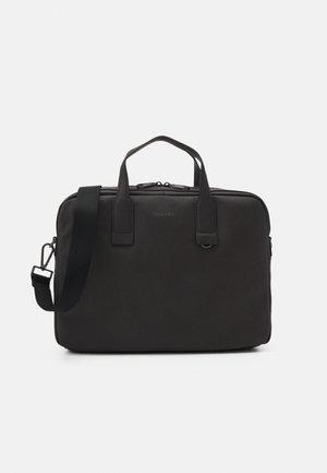 WARMTH LAPTOP BAG - Taška na laptop - dark brown