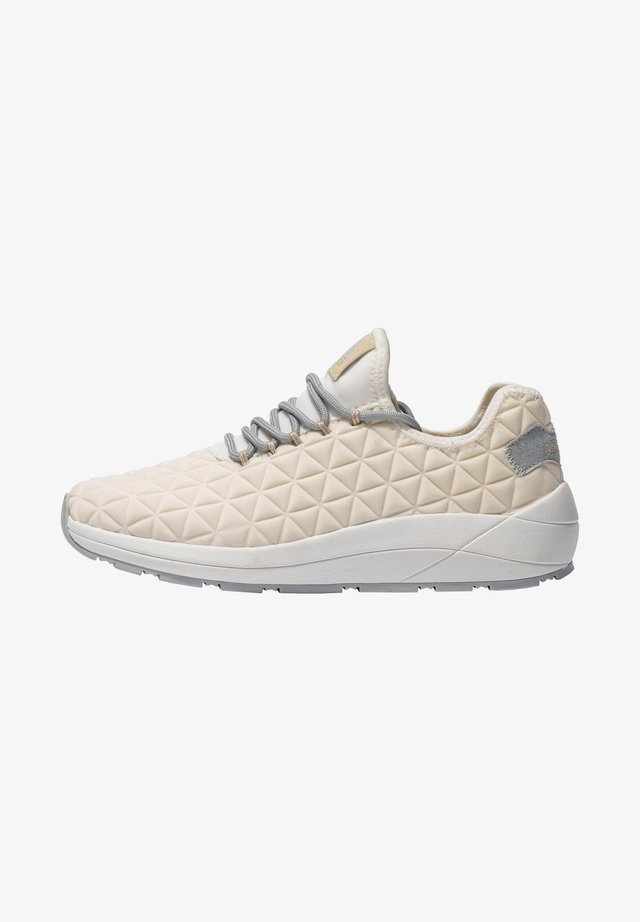 Sneakers laag - white blue tofu