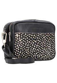 Cowboysbag - Across body bag - black/beige - 3