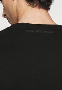 KARL LAGERFELD - Sweatshirt - black/white - 6