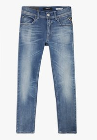 Replay - HYPERFLEX STRECH  - Jeans Skinny Fit - light blue denim - 0