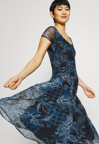 Desigual - KAI - Day dress - blue - 4