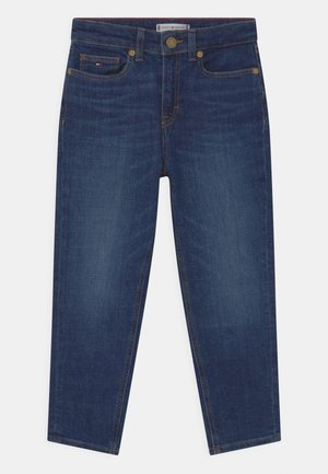 TAPERED - Jeans baggy - blue denim