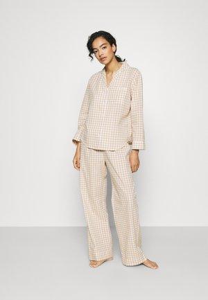 ONLELLIE NIGHTWEAR - Pyžamo - hummus