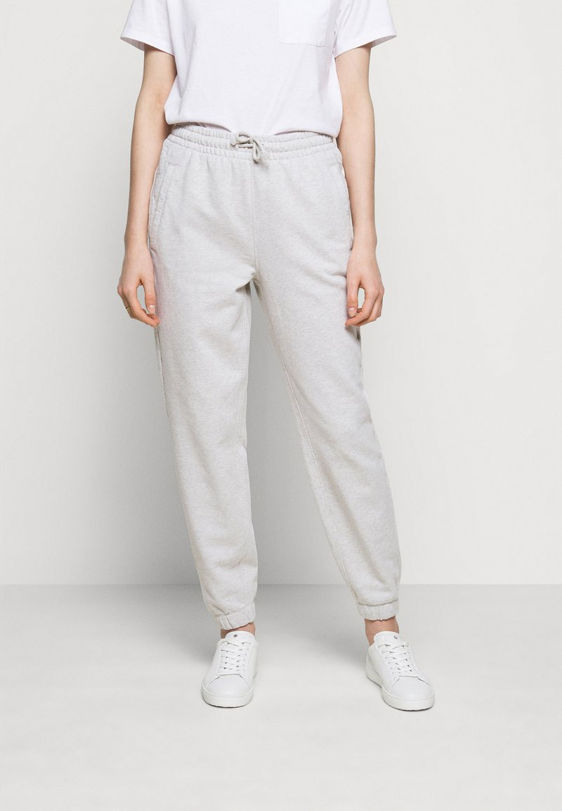DRYKORN - ONCE - Tracksuit bottoms - grau