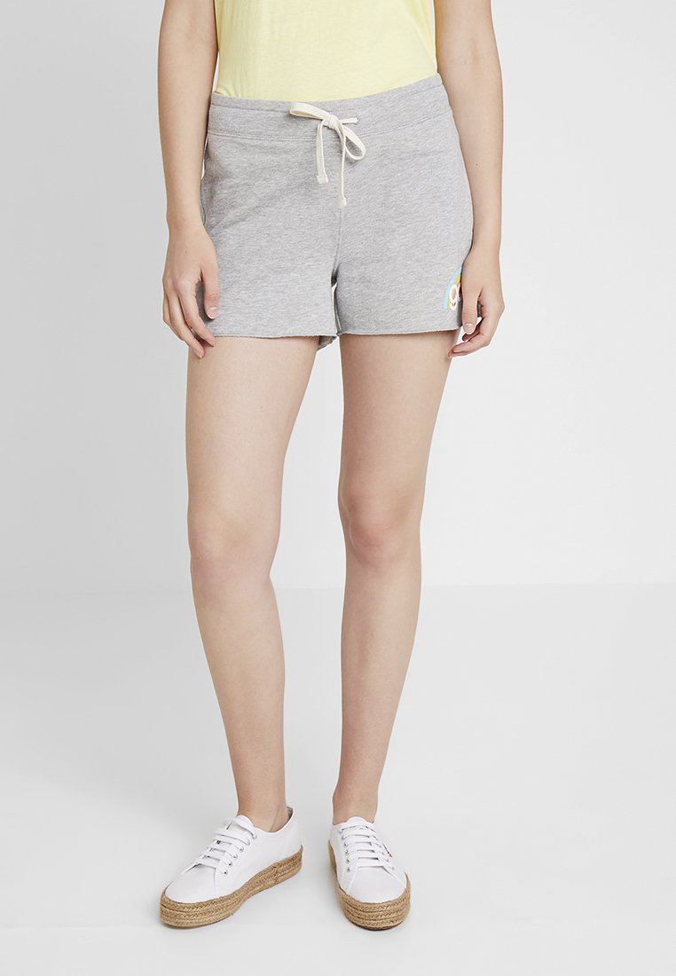 GAP - RETRO - Shorts - grey heather