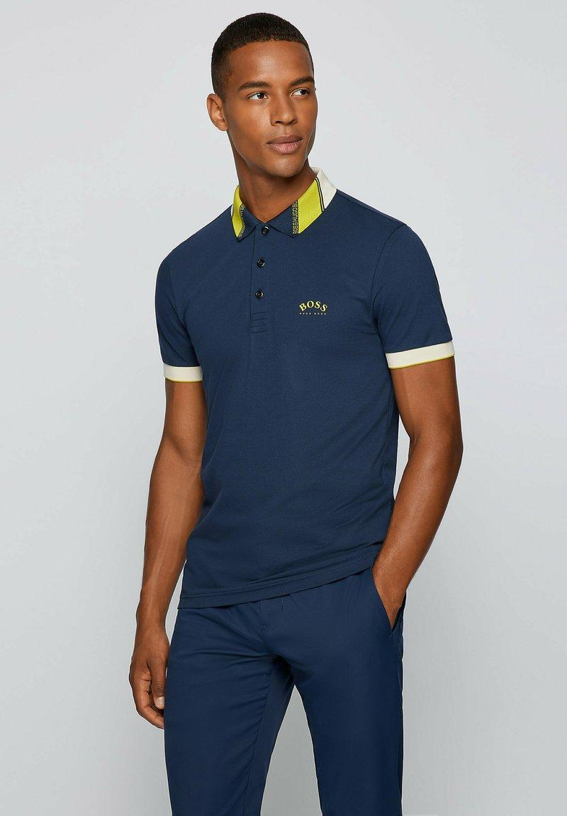 BOSS - PAULE - Poloshirt - dark blue