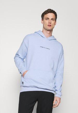 BASIC - Hoodie - light blue