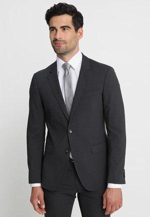 Suit jacket - anthrazit