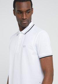 BOSS - PADDY  - Polo shirt - white - 5