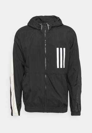 WIND MOTHER INNOVATION RELAXED - Training jacket - black