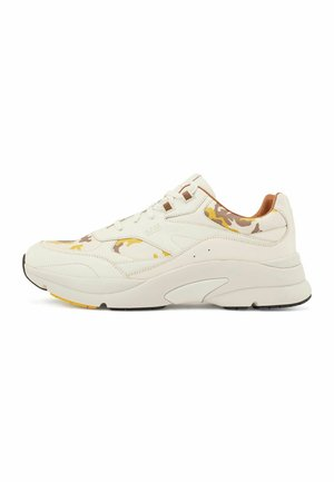 Trainers - open yellow