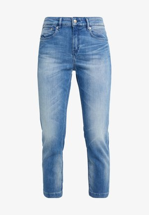 PASS - Slim fit jeans - mid blue