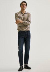 Massimo Dutti - Jumper - beige - 1