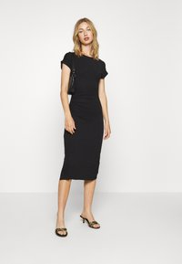 Anna Field - Shift dress - black - 1