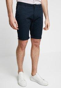 Pier One - Shorts - dark blue - 0