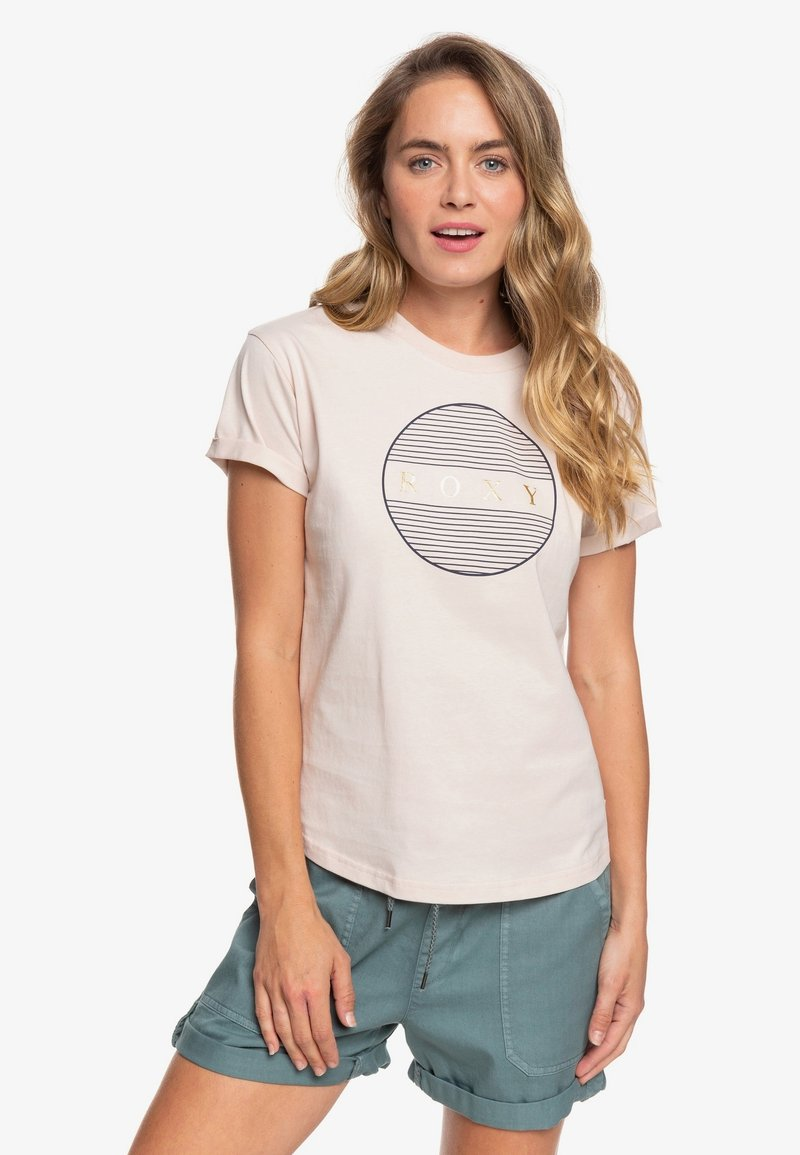 Roxy - EPIC AFTERNOON  - Print T-shirt - pink