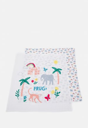 LOVELY 2 PACK UNISEX - Muslin blanket - multicoloured