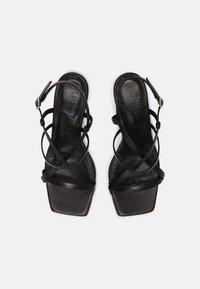 Selected Femme - SLFASHLEY  - Sandals - black - 4