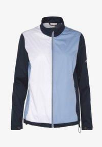 Cross Sportswear - JACKET - Kurtka sportowa - blue - 4
