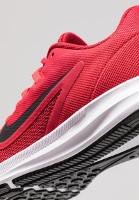 Nike Performance - DOWNSHIFTER 9 - Neutral running shoes - gym red/black/university red/white - 2