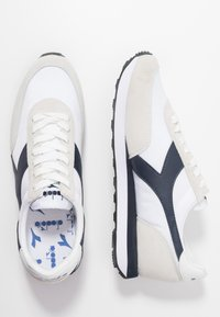 Diadora - KOALA - Trainers - white/blue denim - 1