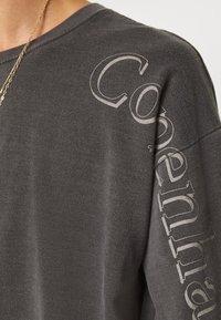 Topman - COPENHAGEN PRINT - Sweatshirt - black - 4