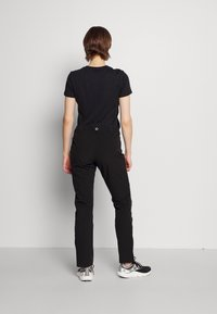 Regatta - QUESTRA III - Outdoor trousers - black - 2