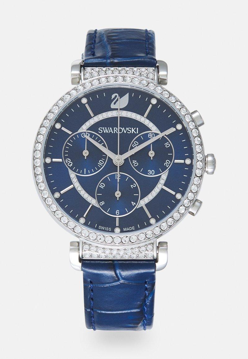 Swarovski - PASSAGE CHRONO - Hodinky - blue