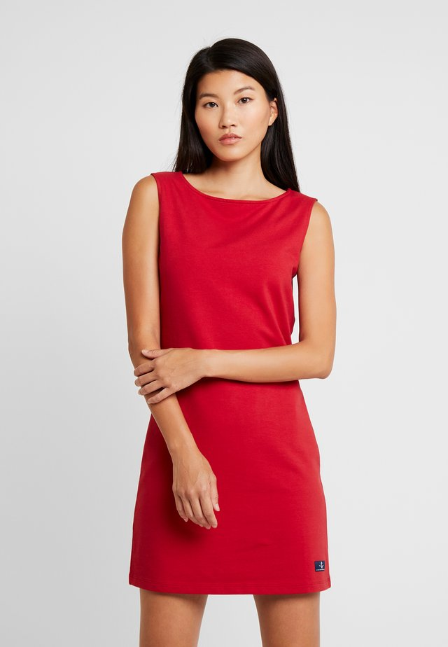 BRITTANY SOLID - Day dress - red