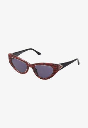 Solbriller - mottled red