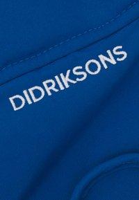 Didriksons - BIGGLES CAP UNISEX - Muts - classic blue - 2