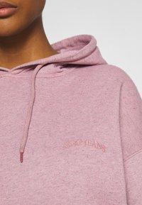 BDG Urban Outfitters - SKATE HOODIE - Sweatshirt - pink - 4