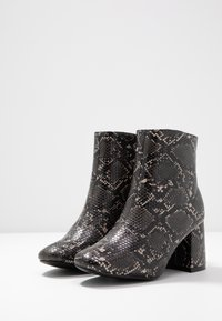 New Look Wide Fit - WIDE FIT BARISSA  - Ankelboots - stone - 4