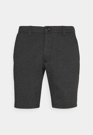PONTE - Shorts - dark grey melange
