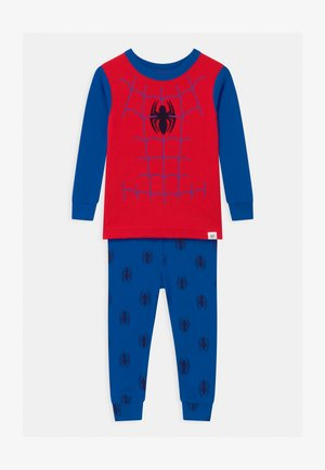 TODDLER BOY SPIDERMAN  - Pyžamová sada - pure red