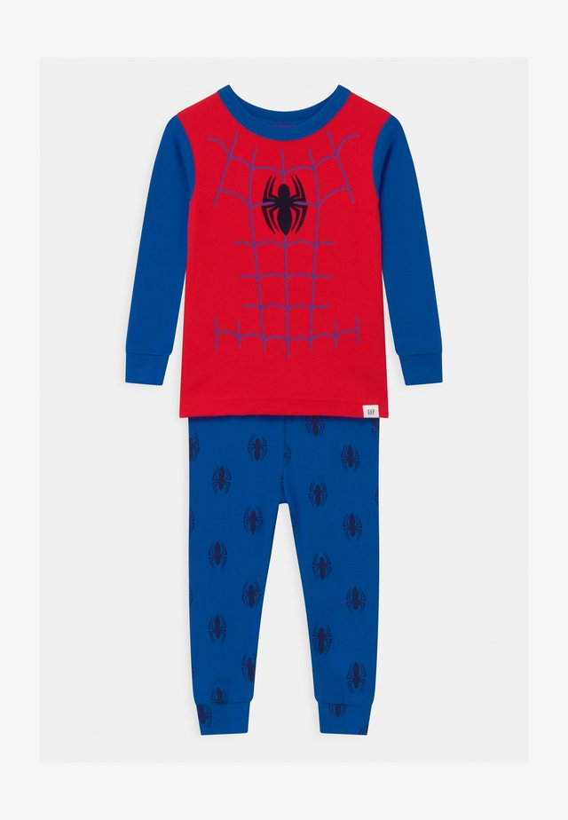 TODDLER BOY SPIDERMAN  - Yöasusetti - pure red