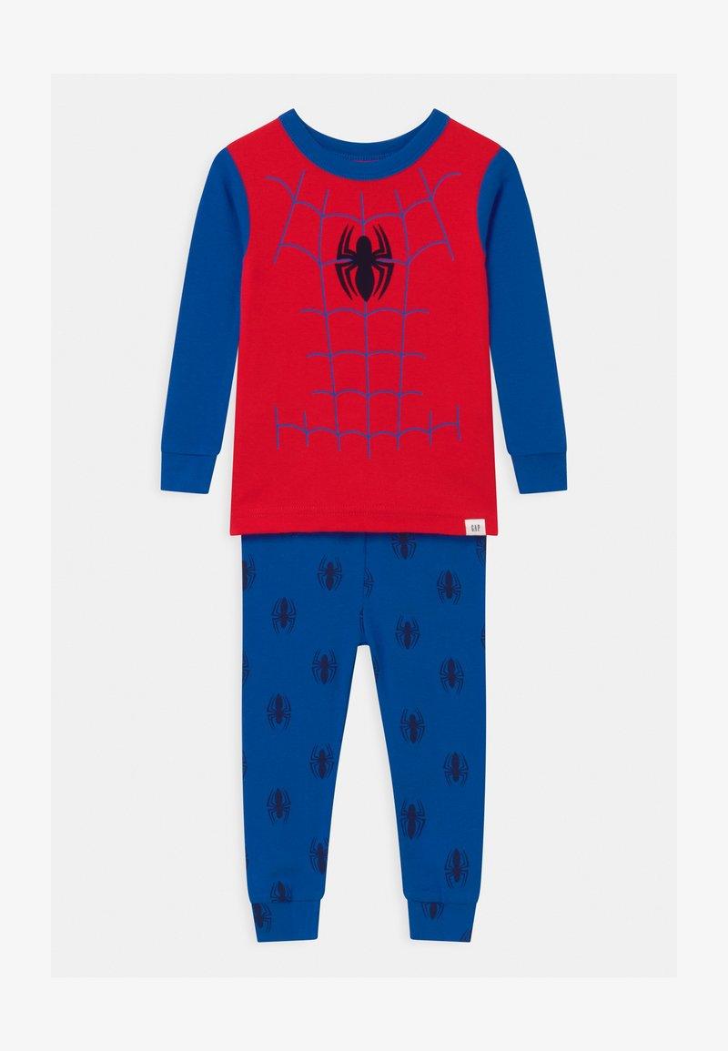 GAP - TODDLER BOY SPIDERMAN  - Nattøj sæt - pure red