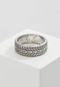 Icon Brand - SICK & TYRED - Bague - silver-coloured - 2