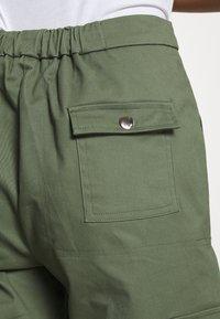 Tiger Mist - ASHER PANT - Cargo trousers - khaki - 5