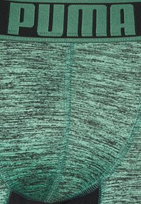 Puma - ACTIVE GRIZZLY BOXER 2 PACK - Culotte - green combo - 3