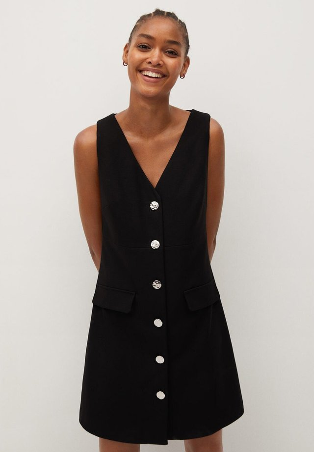 LOLITA - Day dress - schwarz